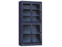 HDY-02 Upper/Lower Glass Sliding Cabinet